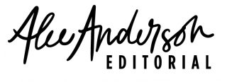 Alee Anderson Editorial